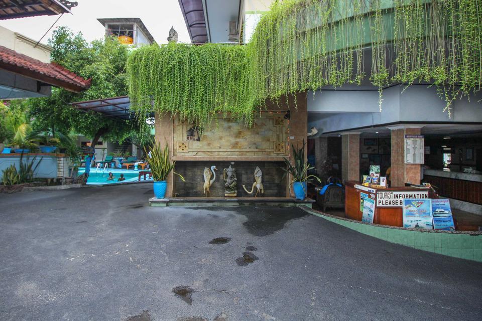 Airy Eco Legian Lebak Bene Kuta Bali - Entrance