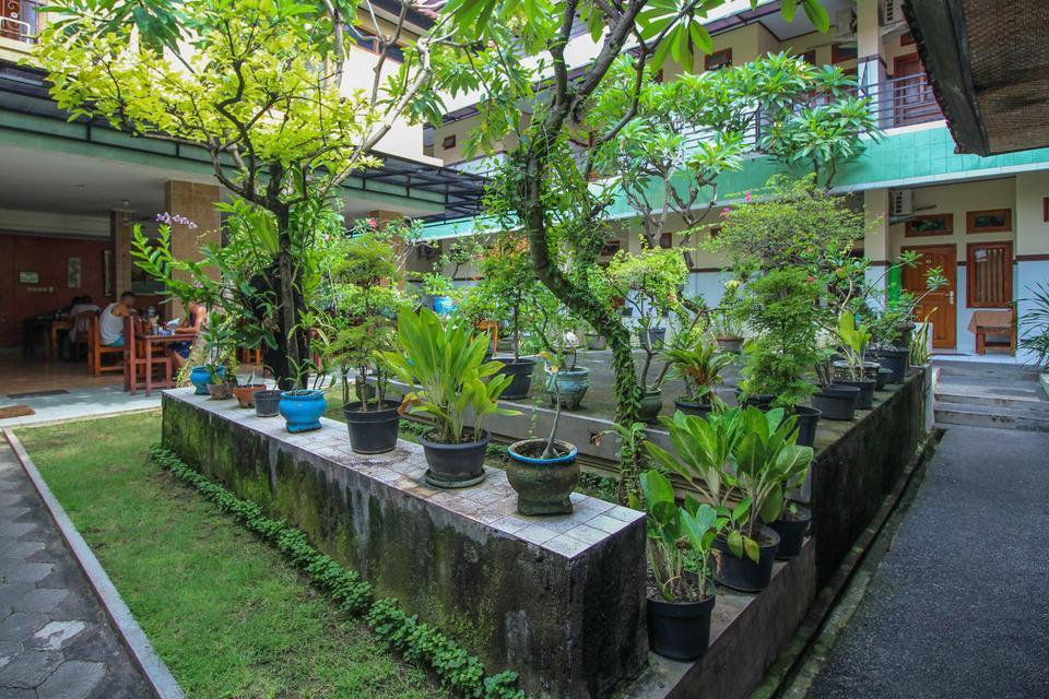 Airy Eco Legian Lebak Bene Kuta Bali - Mini Garden