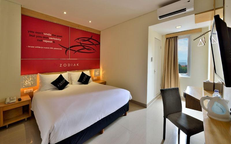 Zodiak at Kebon Jati Bandung - Superior King Room Only Regular Plan