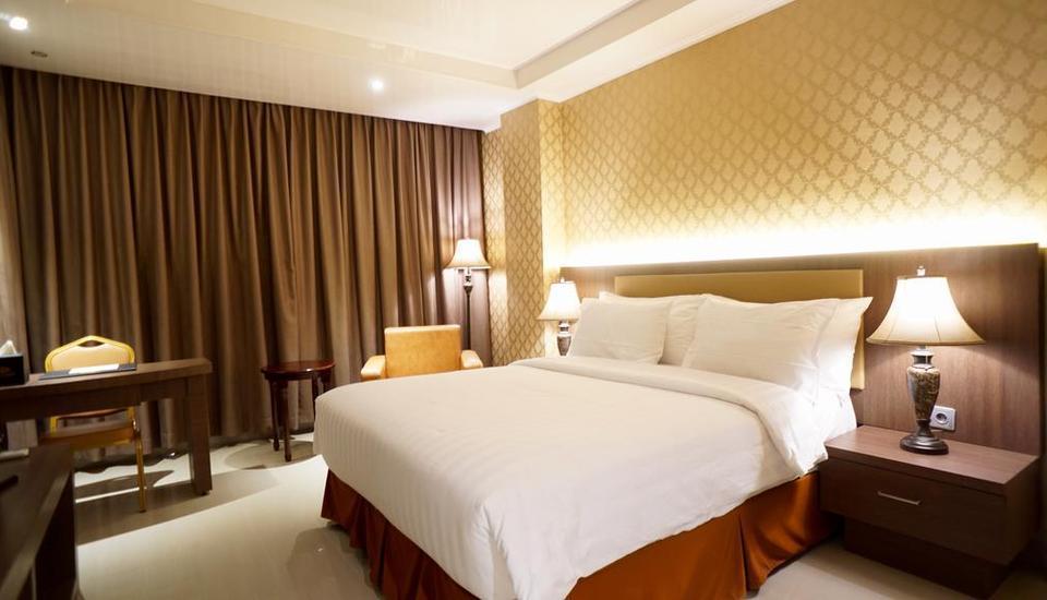 Grand Arabia Hotel Banda Aceh - Kamar