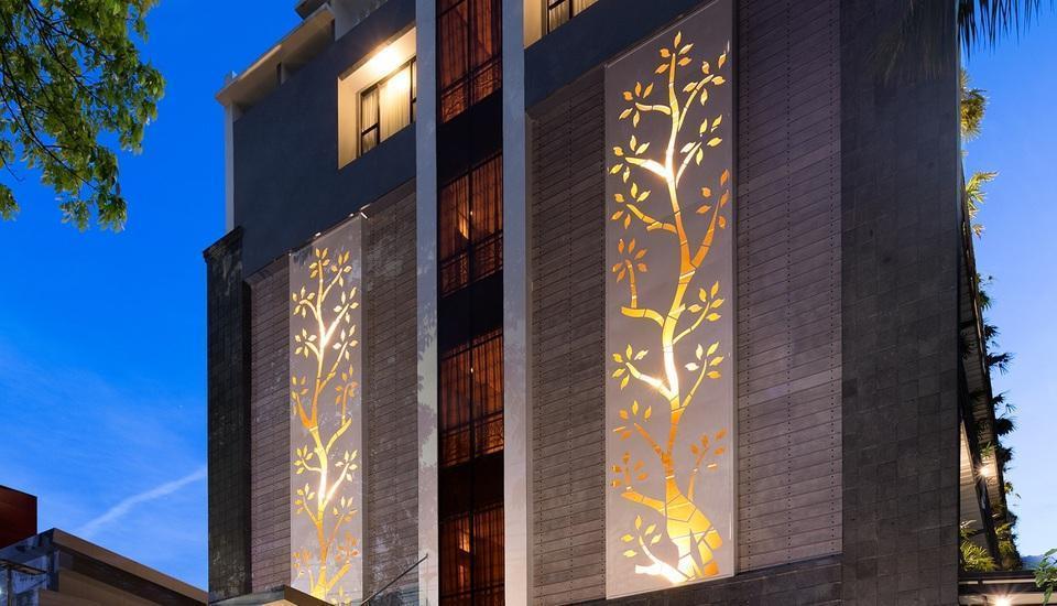 Hotel Hemangini Bandung - Bangunan