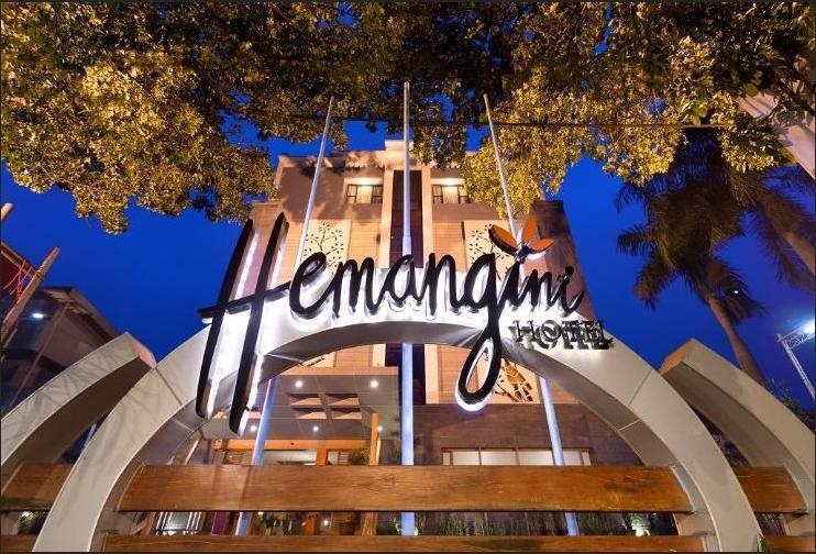 Hotel Hemangini Bandung - Appearance
