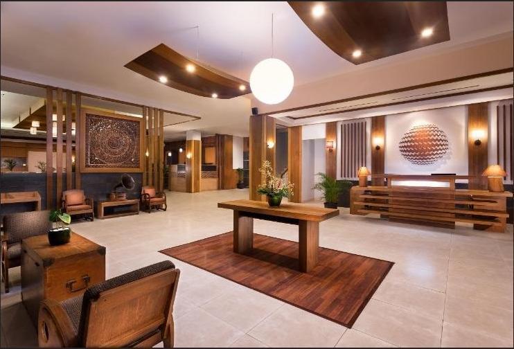 Hotel Hemangini Bandung - Lobby