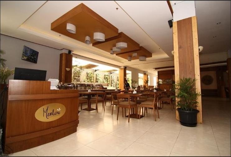 Hotel Hemangini Bandung - Restaurant