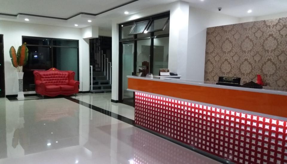 Hotel Borobudur Indah Magelang - Lobi