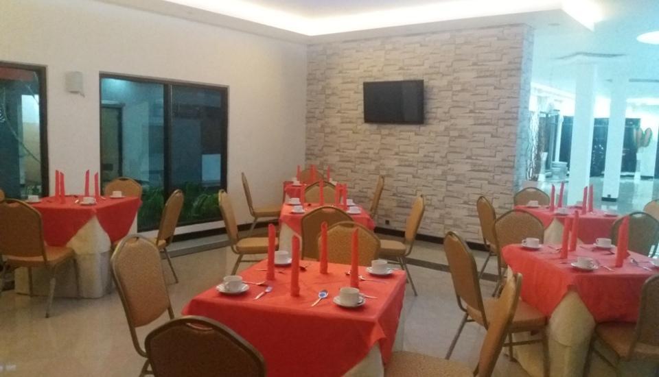 Hotel Borobudur Indah Magelang - Restoran