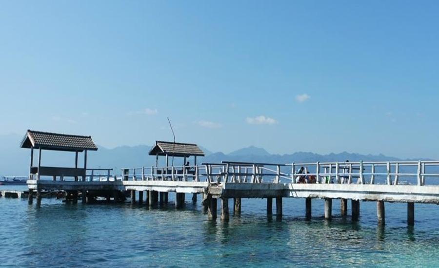 Mosaix Gili Bungalows Lombok - Pelabuhan