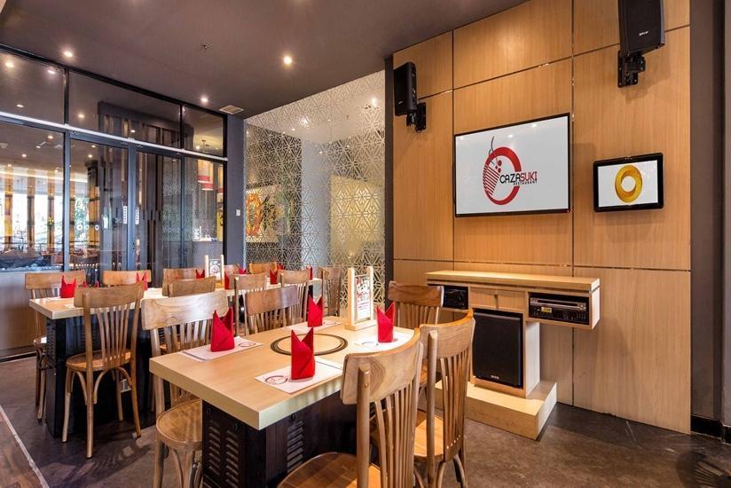 Oria Hotel Jakarta - Restaurant