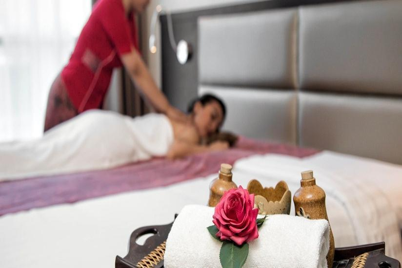 Oria Hotel Jakarta - Spa Treatment