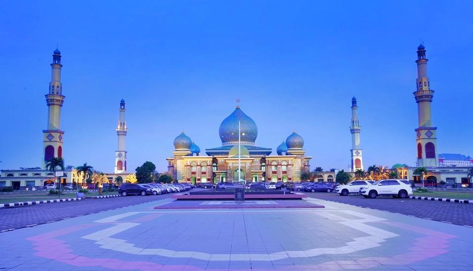 favehotel Pekanbaru - Masjid Agung Annur Riau
