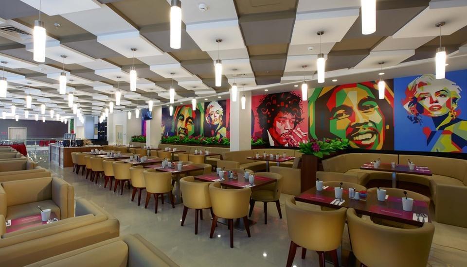 favehotel Pekanbaru - Restaurant