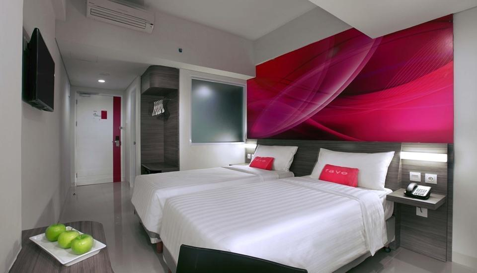 favehotel Pekanbaru - Standard Room Only Regular Plan