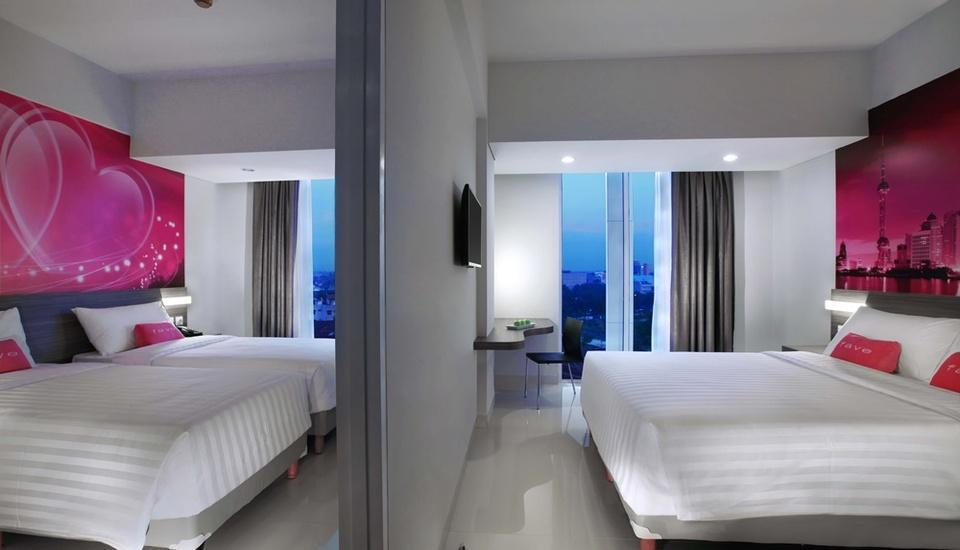 favehotel Pekanbaru - Connecting Room
