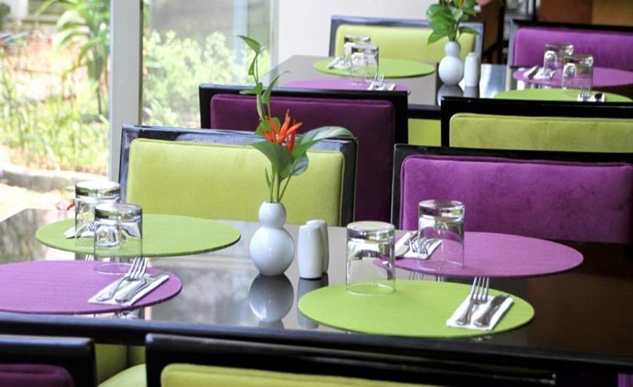 Allium Batam Hotel Batam - Restoran