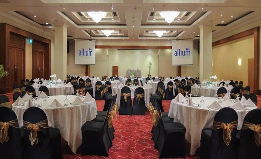 Allium Batam Hotel Batam - Ballroom