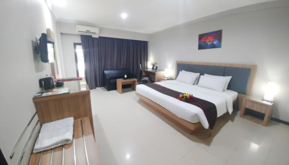 Hotel Kapuas Palace Pontianak Pontianak - Kamar Deluxe