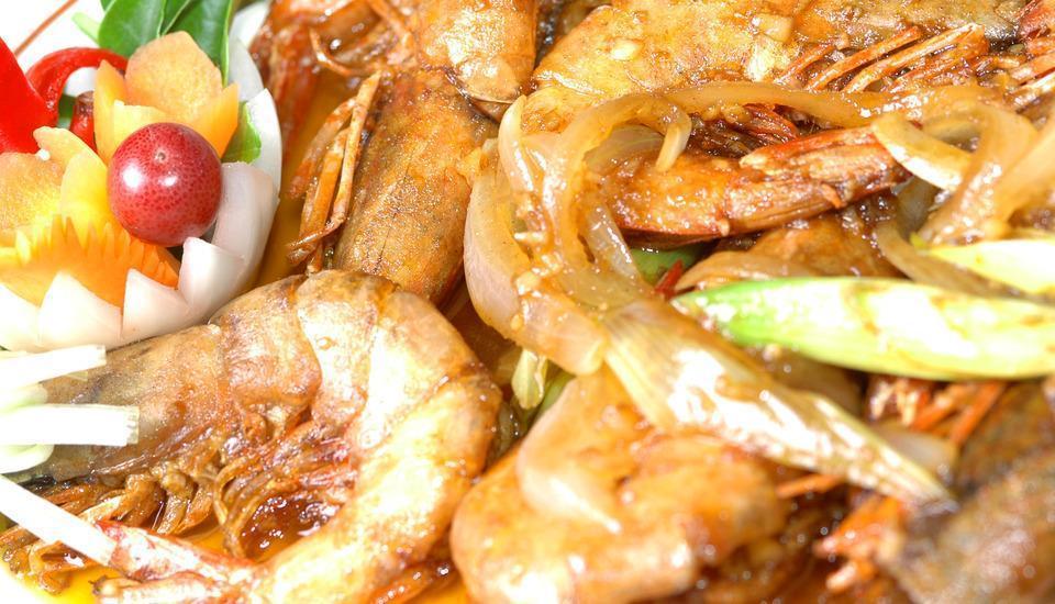 Resort Prima Anyer - Makanan laut