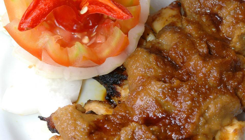 Resort Prima Anyer - Waktu makan malam
