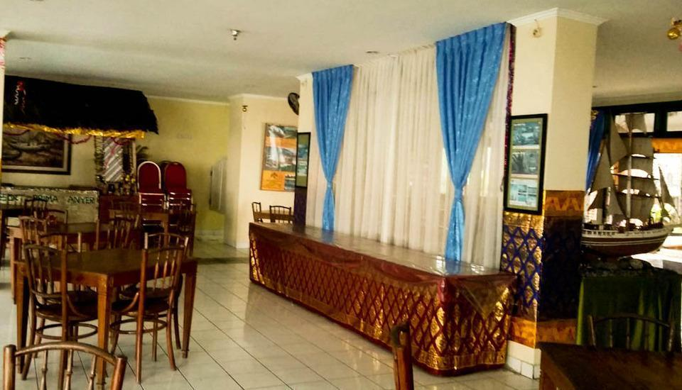 Resort Prima Anyer - Restoran