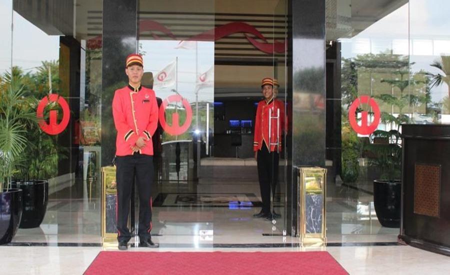 Citra Grand Hotel & Residence Karawang - Eksterior