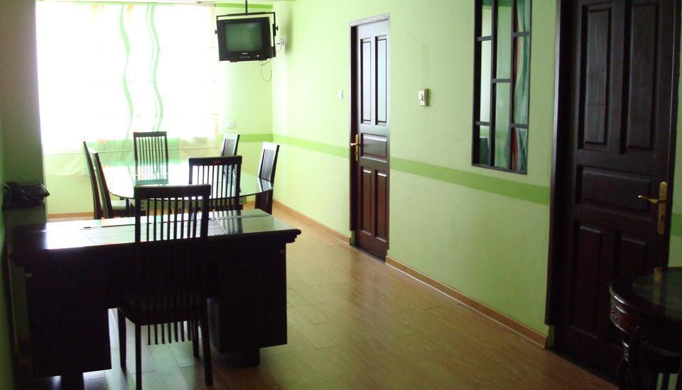 Hotel Citi International SunYatSen Medan - Ruang Tamu Business Suite