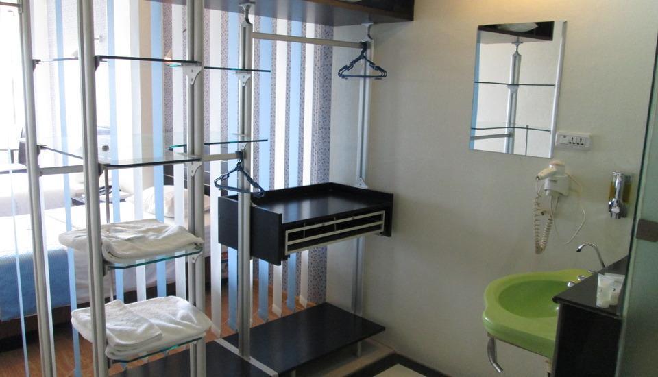 Hotel Citi International SunYatSen Medan - Kamar mandi