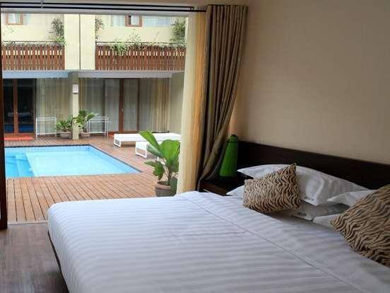 Devata Suites and Residence Bali - Superior Suite Pool Access LUXURY - Pegipegi Promotion