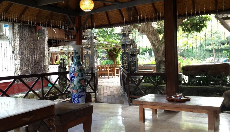 Puri Wisata Hotel Bali - Lobi