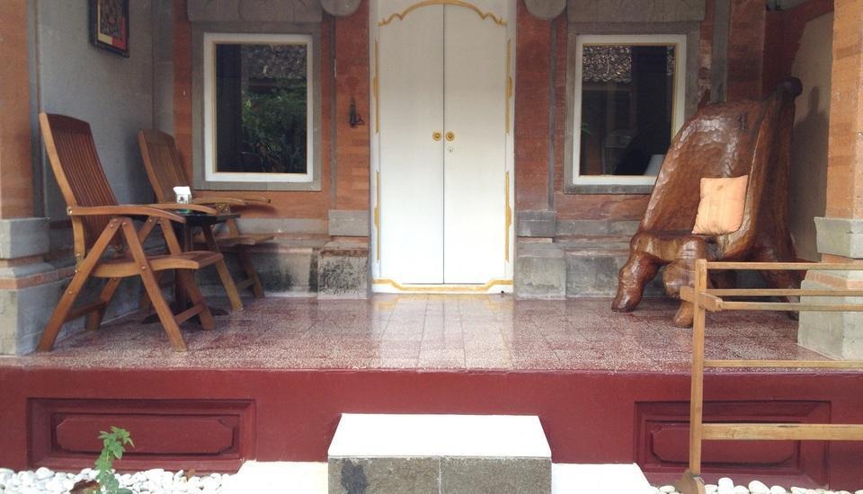 Puri Wisata Hotel Bali - Teras