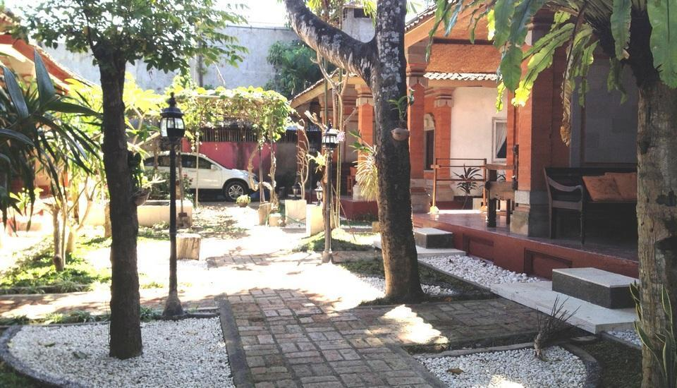 Puri Wisata Hotel Bali - Taman