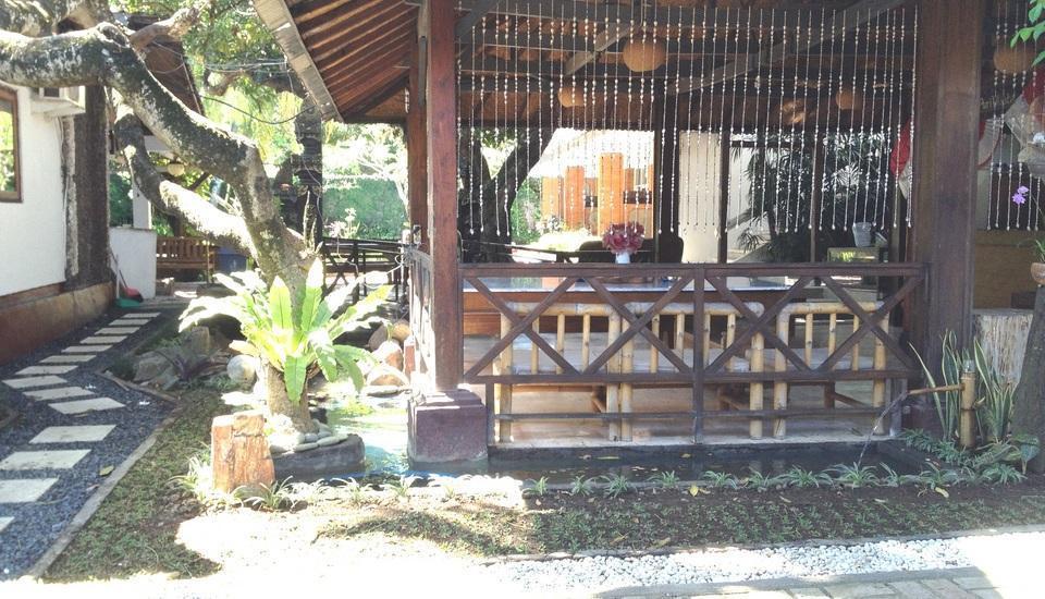 Puri Wisata Hotel Bali - Area lobi