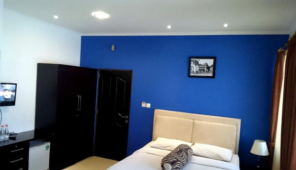 Hotel Unik Bandung - Deluxe Room