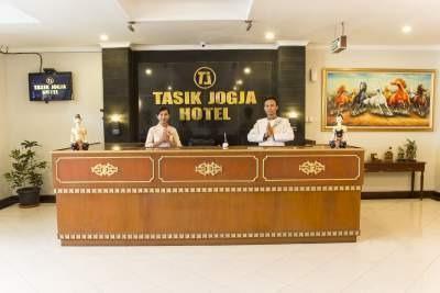 Tasik Jogja Hotel Yogyakarta - loby