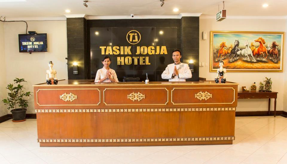 Tasik Jogja Hotel Yogyakarta - Resepsionis