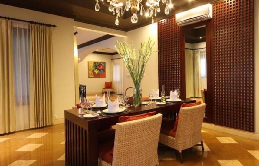Taman Dayu Golf Club & Resort Pasuruan - Ruang makan
