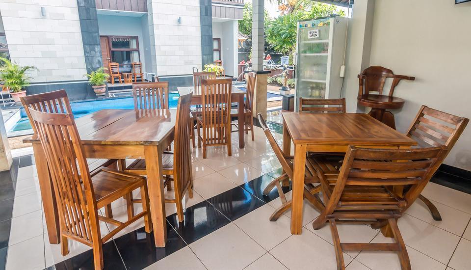ZenRooms Kedonganan Pengeracikan - Restoran