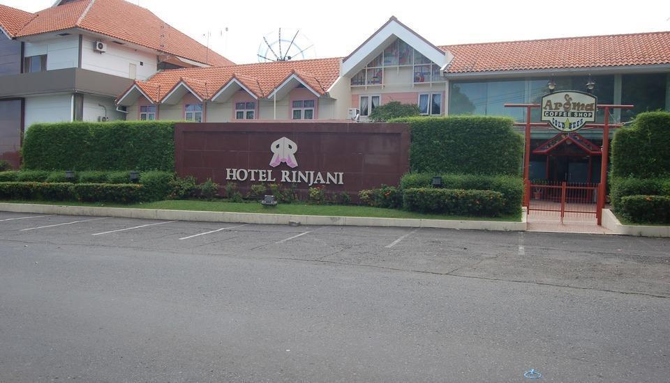 Rinjani Hotel Semarang - Eksterior