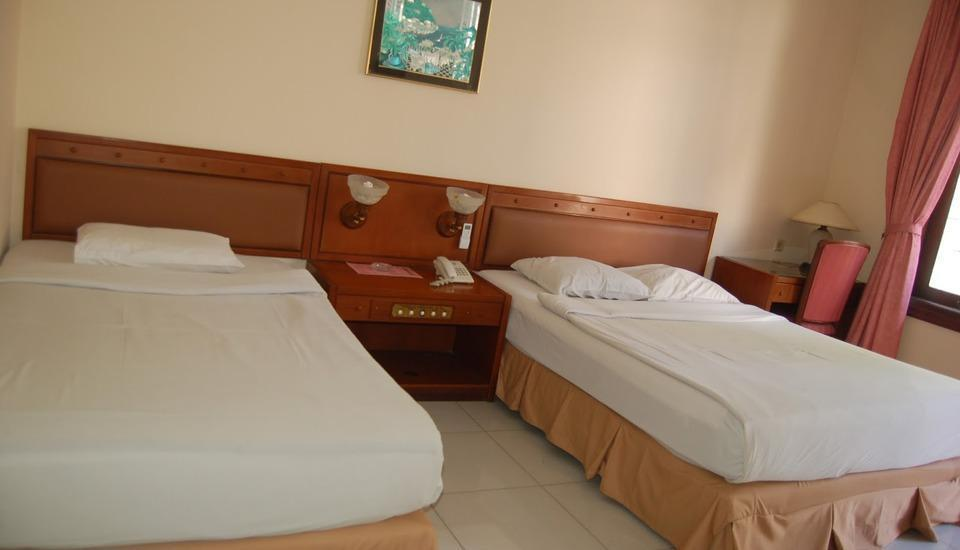 Rinjani Hotel Semarang - Executive Twin Room Regular Plan
