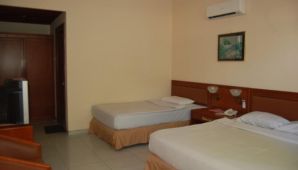 Rinjani Hotel Semarang - Kamar tamu