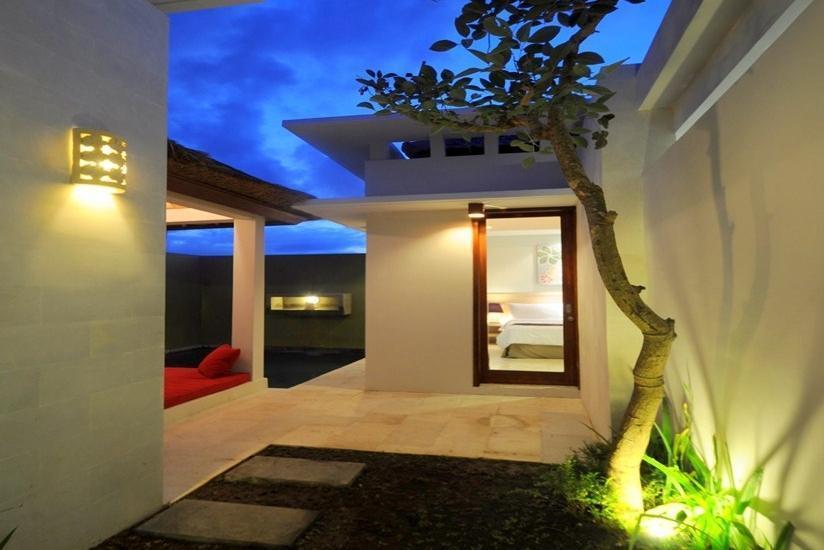 Jas Boutique Villas Bali - Eksterior