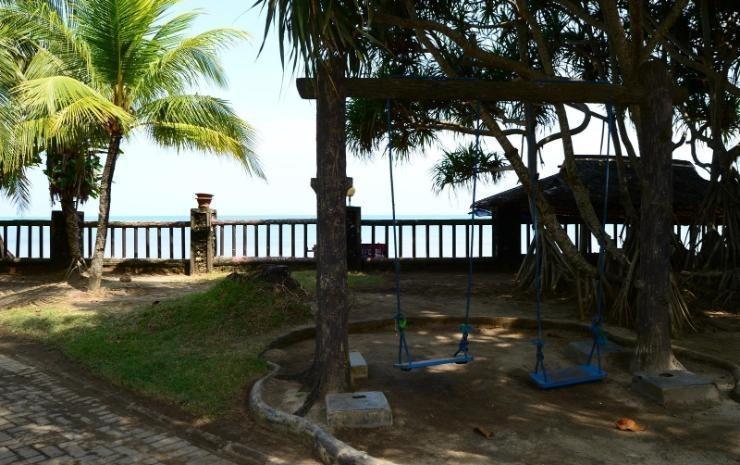 Hotel Nuansa Bali - View