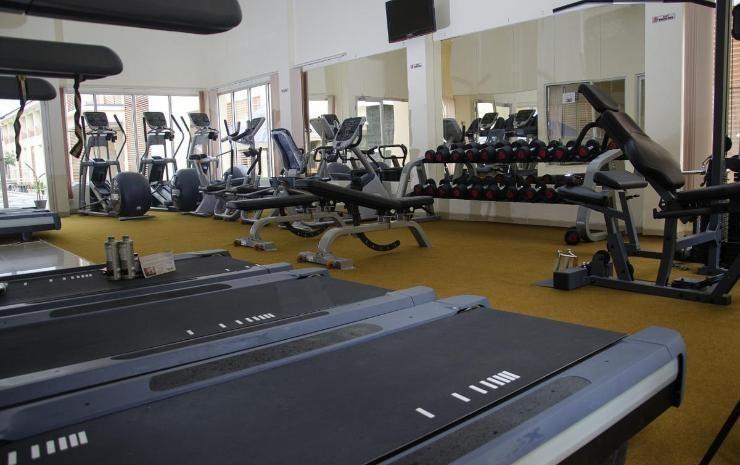 Sutan Raja Hotel Convention & Recreation Kolaka - Fitness