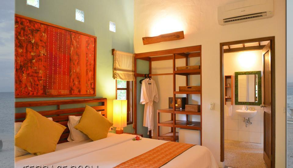 Hotel Cocotinos Sekotong Lombok - Terrace Garden View Room Only Last minute deal
