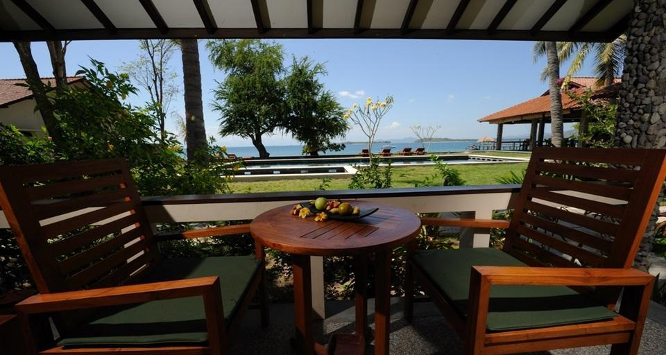 Hotel Cocotinos Sekotong Lombok - Garden Room With Ocean Pool View Shocking Price