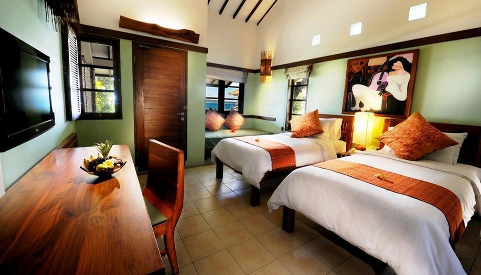 Hotel Cocotinos Sekotong Lombok - Room - Garden Room (Superior Deluxe)
