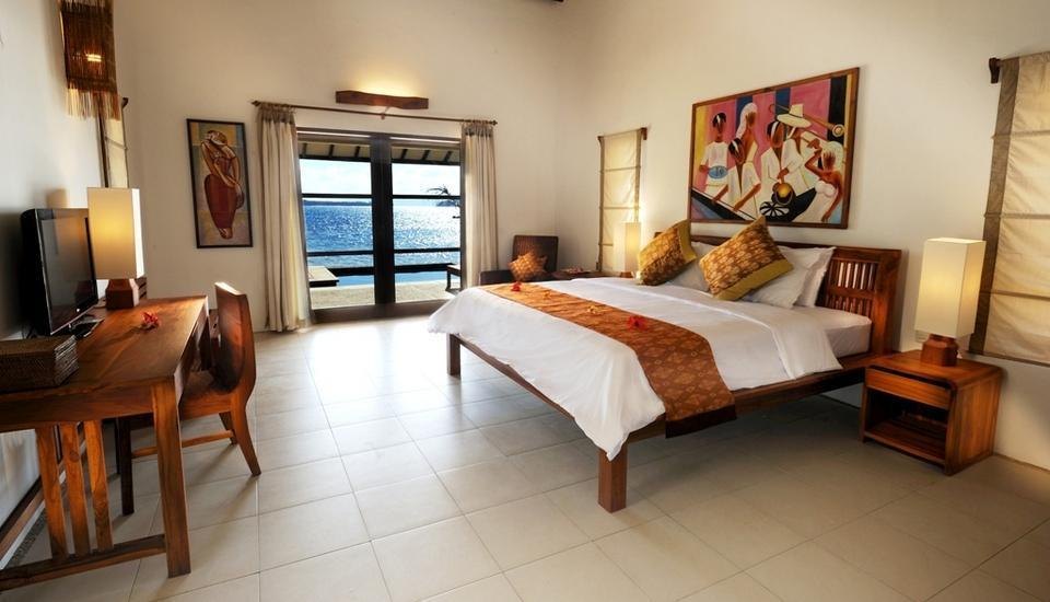 Hotel Cocotinos Sekotong Lombok - 1 Bedroom Water Edge Villa With Plunge Pool & Beach LUXURY - Pegipegi Promotion