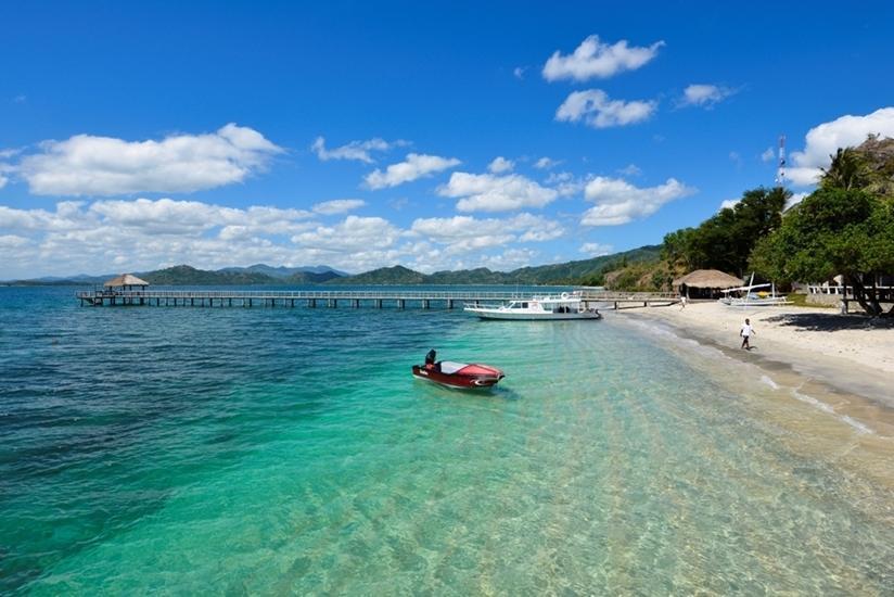 Hotel Cocotinos Sekotong Lombok - Pantai