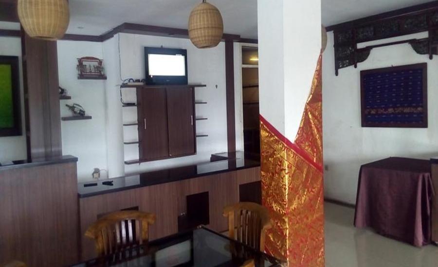 Talita Hotel Puncak - Reseption