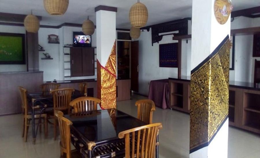 Talita Hotel Puncak - Restoran