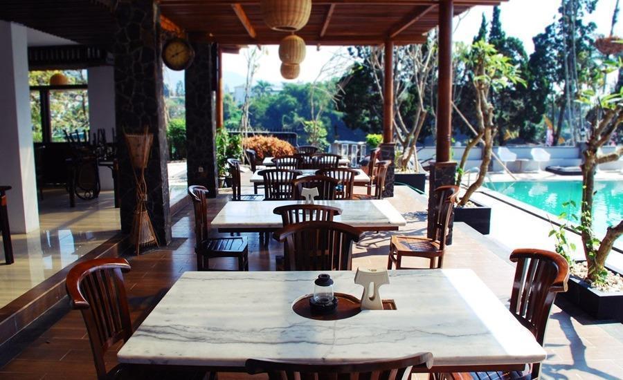 Talita Hotel Puncak - Eksterior